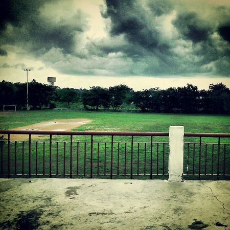 Dynamic View Cricket Ground Iith