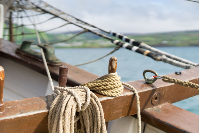 Sailing in the