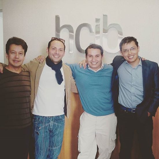 Compartiendo de ElPartidodetuvidaLA y de las Charlas en compañía de mis amigos de FrecuenciaHCJB de recontrabendicion