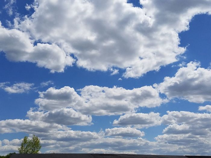 Just clouds