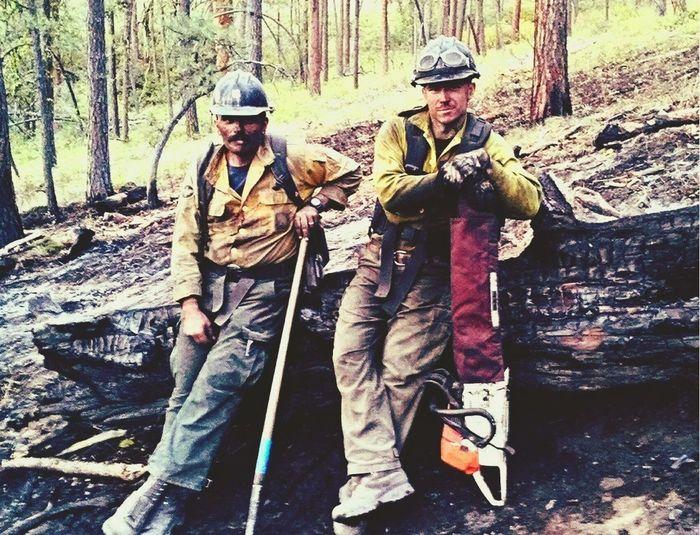Make It Yourself Hand Crew Wildlandfirefighter