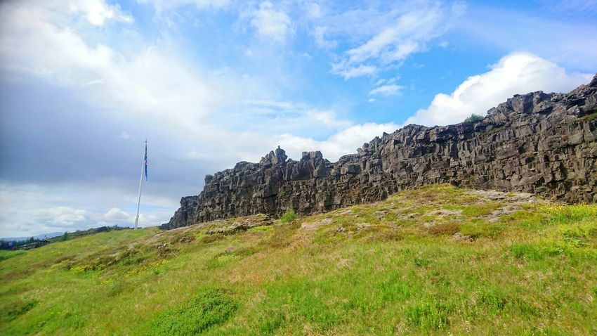 Summer Nature Ecology Inspiring Beauty In Nature Environmental Conservation Harmony With Nature Ecological Footprint Summer In Iceland Eyeem Market EyeEm Best Edits EyeEm Gallery Iceland Memories Iceland Iceland Nature National Park Pingvellir Pingüino Golden Circle Biodiversity Rural Landscape Sky And Land Nature's Diversities Sky And Rock Nature Photography