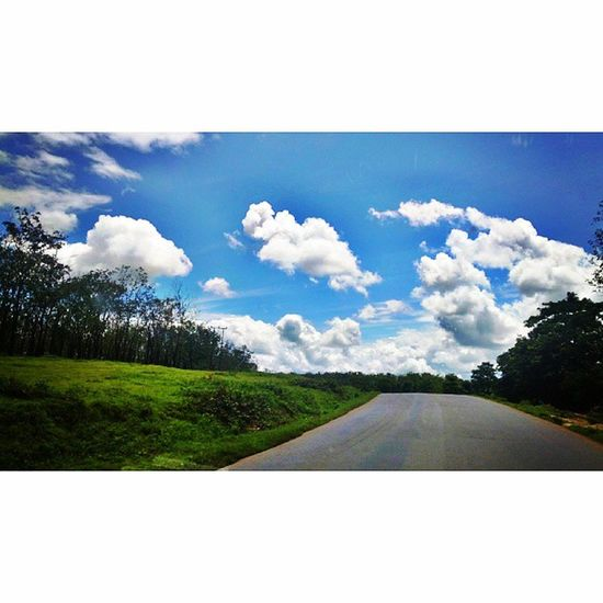 ခရီးသြားမိုးတိမ္ Jipsy Clouds Cloud Sky travelphotography travelgram instatravel myanmar igersmyanmar roadtrip