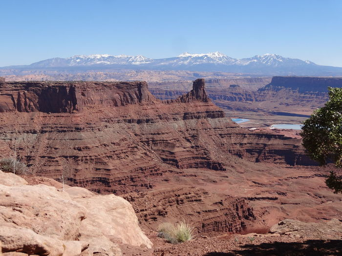 Various glimpses of one of my favorite hiking areas. Beauty In Nature Dead Horse State Park, Utah Desert Landscape Majestic Mountain Mountain Range Natural Landmark Nature Physical Geography Remote Rock Formation Scenics Travel Destinations Utah