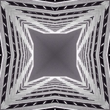 Mirrorgram Vscocam Black And White Architecture