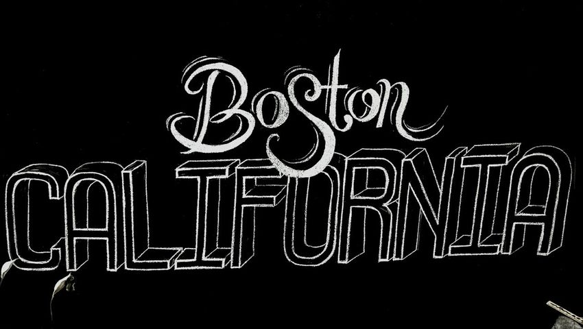 Boston vs California: The Ranking Battle The Tree Academy Typography Enjoying Life Relaxing