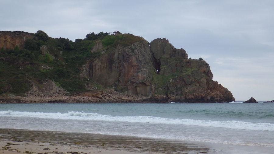 Beauty In Nature Coastline Rock Rock Formation Sea
