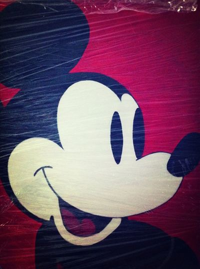 Working Art Mickey Mouse