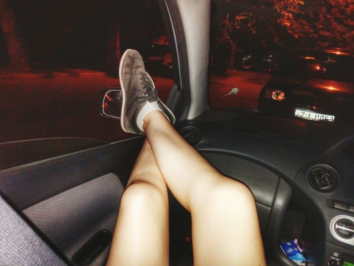 Human Leg Car Interior Lifestyles Human Body Part Sitting Women Car One Woman Only Tbilisilovesyou Beauty In Nature Tbilisiphoto Tbilisiforyou Tbilisi Traveling Travel дорога мой дом
