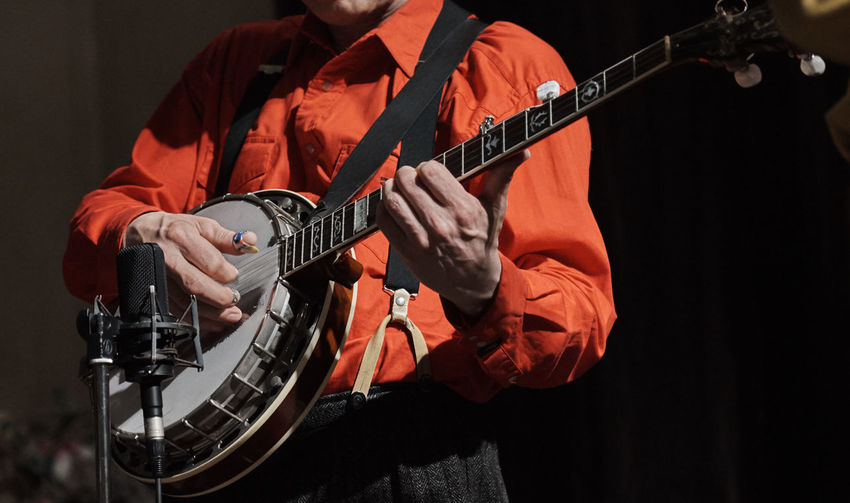 Blue grass music on the banjo Banjo Banjo Player Blue Grass Blue Grass Band Country Band Country Music Instrument Instrumental String Instrument