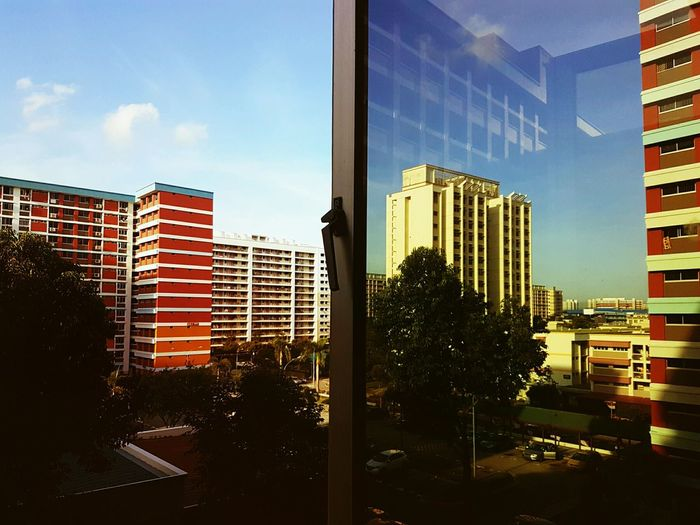 Just a normal day out Window View Singapore S7 Edge Tampines Scenery