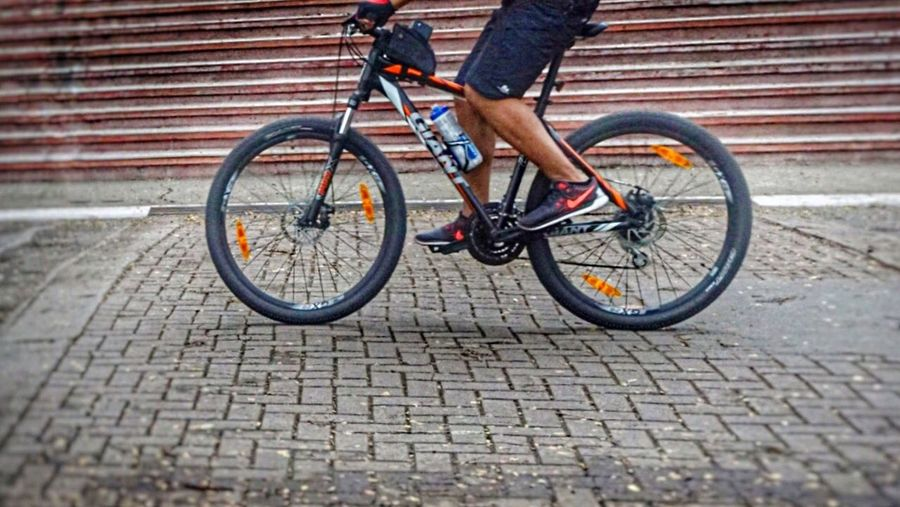 Bicycle Cycling Sports Recreational Outdoor Diliman
