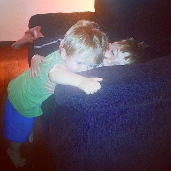 Quem acordar primeiro acorda o outro! Fechamento Brothers Amormaior