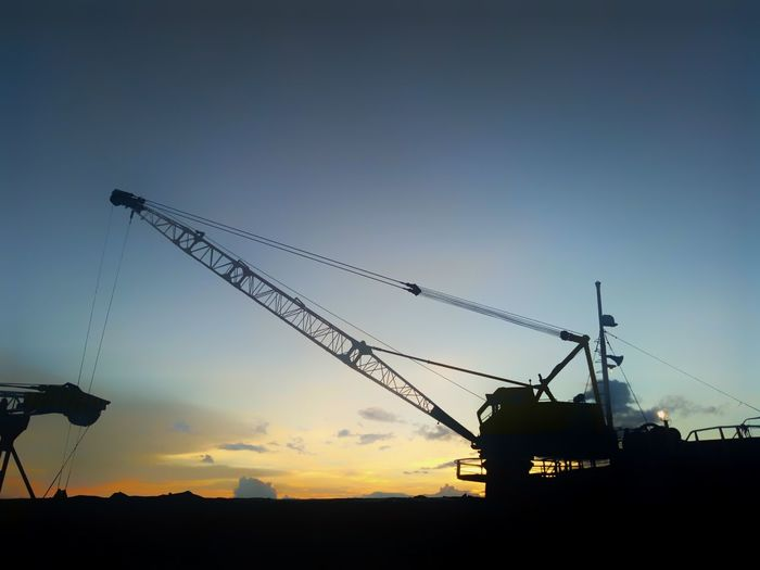 Silhouette Sunset Sky Business Finance And Industry Outdoors No People Industry Day Ship Wilmor Sorsogon Latosa Sorsogonprovince Sorsogoncity