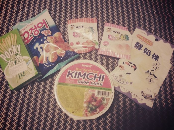 Korean Food Korean Snack Chinese Food Chinese Snacks Kimchi Soup