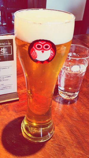 昨日群馬で、本日茨城でお仕事です。お昼に現場近くの酒屋さんがやっているお蕎麦屋さんを見つけ寄ってみました。日本酒の酒蔵ですが、ビールも作っているそうです。あっ、飲んでませんよ、参考写真です。お土産に買って帰ろうかな・・・ 酒蔵 茨城 木内酒造 お蕎麦屋さん お昼ご飯 ランチ Lunch Hello World