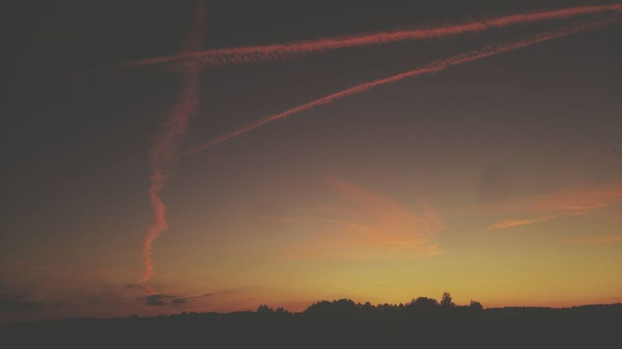 Sunset Lithuania Nature First Eyeem Photo