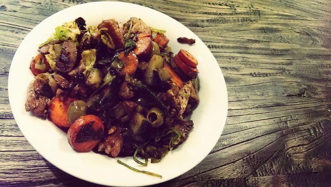 Enjoy Lunch, Salat Lecker Food Porn Lunch Rosendahl