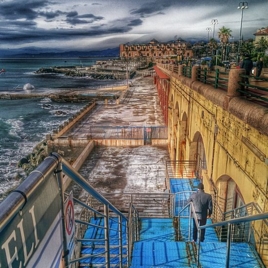 This morning Walking Around Streetphotography Hdr_Collection Zena4ever