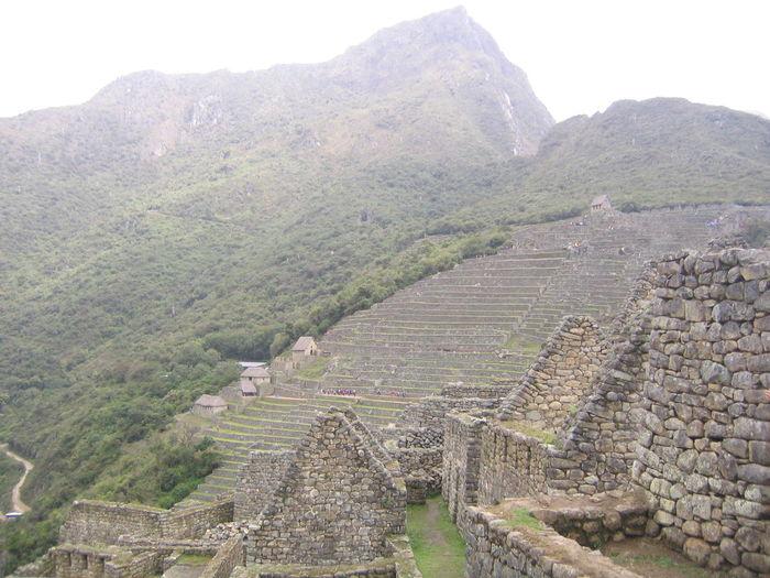 Cusco Day Machu Picchu No People Outdoors Peru Peruvian
