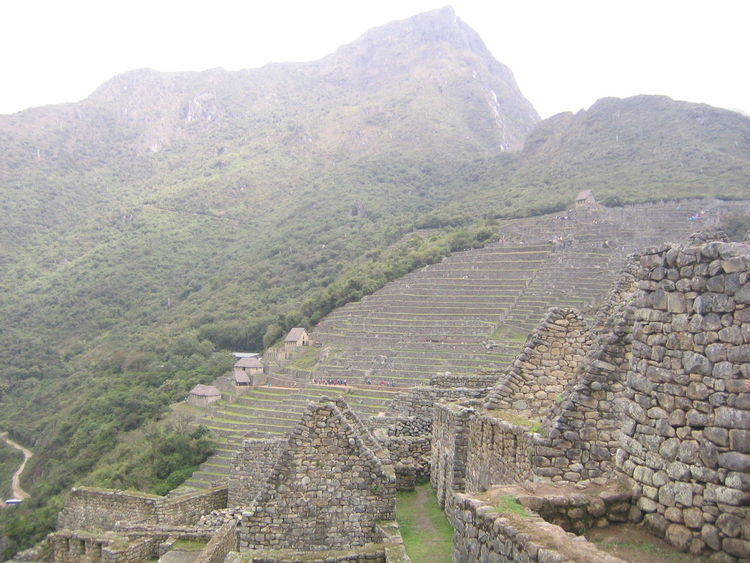 Cusco Day Machu Picchu No People Outdoors Peru Peruvian