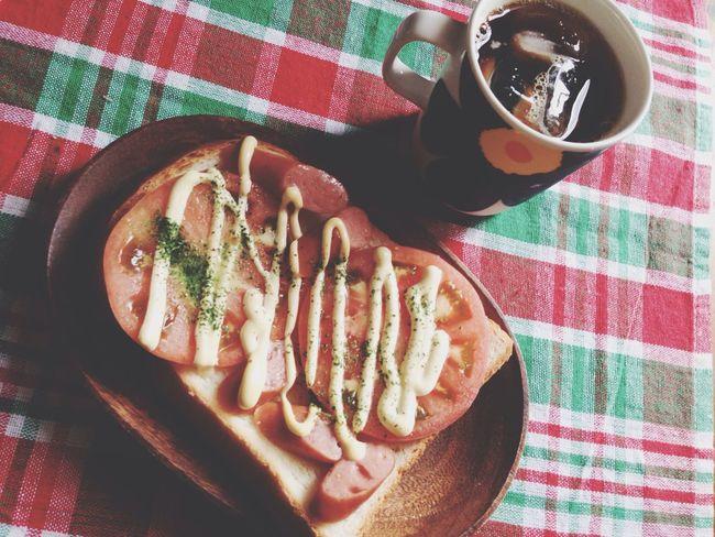 Breakfast Goodmorning Marimekko Yumm