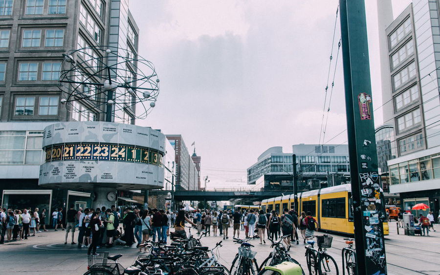 The Best Of Berlin Photographic Memory 06-12,June,2016 25 Days Of Summer Alexanderplatz Capture The Moment City Cityscapes Enjoying Life On The Way From My Point Of View Getting Inspired Holiday POV Architecture Lively Landscapes People Sky And City Snapshots Of Life Street Photography Transportation Travel Urban Urban Exploration The Changing City Berlin My Year My View Capture Berlin Traveling Home For The Holidays Sommergefühle Stories From The City