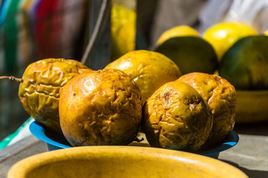 Maracujá Passion Fruit Passion Fruits Sampa Food Stories