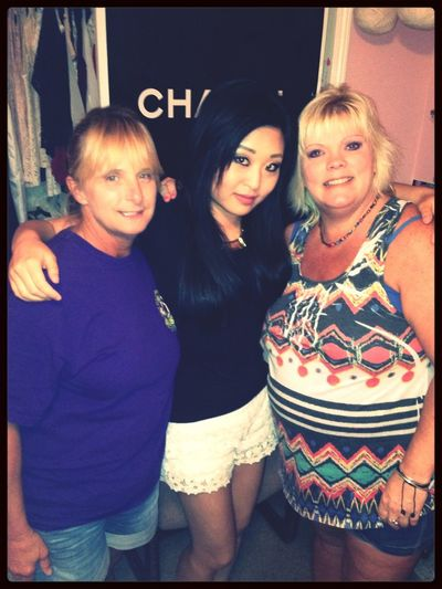 I love these ladies so much ;)