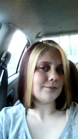 Just Me New Hair Color