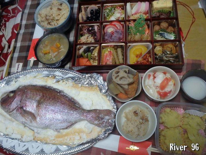 謹賀新年 Foodporn Japanese Food Japan NewYear In My Mouf
