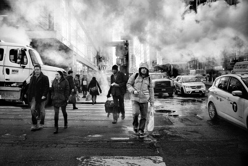 New York NY Madison Avenue Streetphotography The Street Photographer - 2015 EyeEm Awards Monochrome FujiX100T Fuji X100s Fujifilm