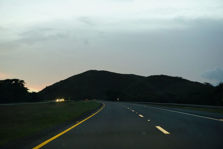 Mountains And Valleys Mountains Road Photo