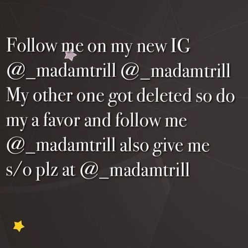 So Follow Me ASAP!!