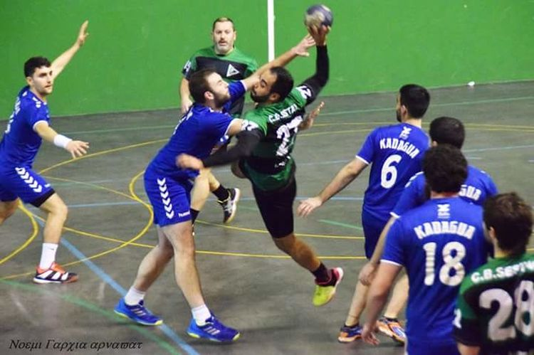 Handball Handball ❤ Handball Is My Life Competition Vitality People Adult Motion Only Men Men Day Sports Team Playing Sport Sportsman Young Adult Adults Only