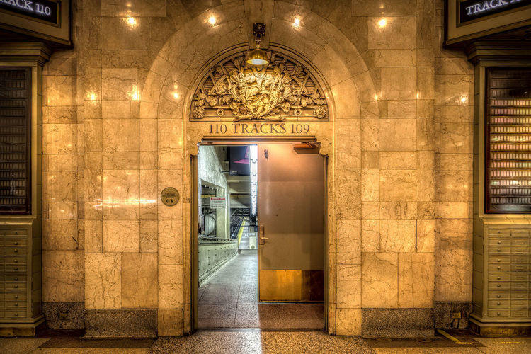 Showcase: February EyeEm Best Shots The Week On Eyem New York New York City Grand Central Station Grand Central Terminal Door Train Train Station