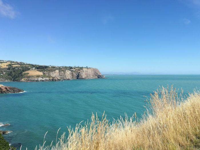 Sea Blue Beach