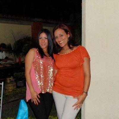 Con mi querida Marly del alma Yosoycomercial Fiestainter
