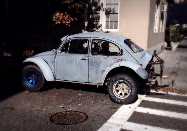 Baja Bug | VW Aircooled Baja Old School
