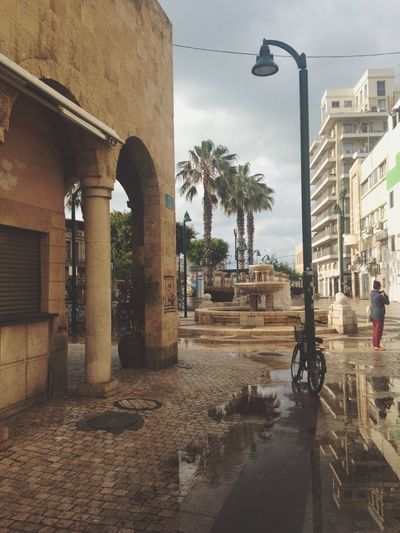 Afternoon After The Rain IPhoneography Streetphotography Jaffa Telaviv South The Street Photographer - 2015 EyeEm Awards