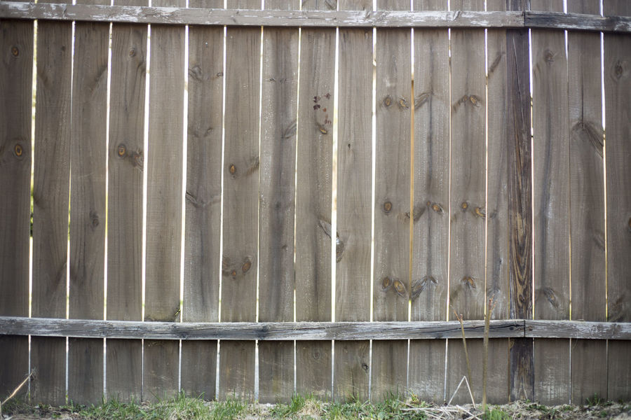 Horizontal image of a weathered wooden fence. Architecture Background Backgrounds Banner Banner - Sign Building Exterior Built Structure Close-up Corrugated Iron Day Full Frame No People Outdoors Room For Copy Space For Copy Weathered Fence Wood Wood - Material