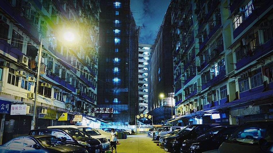 Midnight To Kwa Wan HongKong Discoverhongkong Leica Leicaq Nightphotography Streetphotography Midnight Street Backstreet