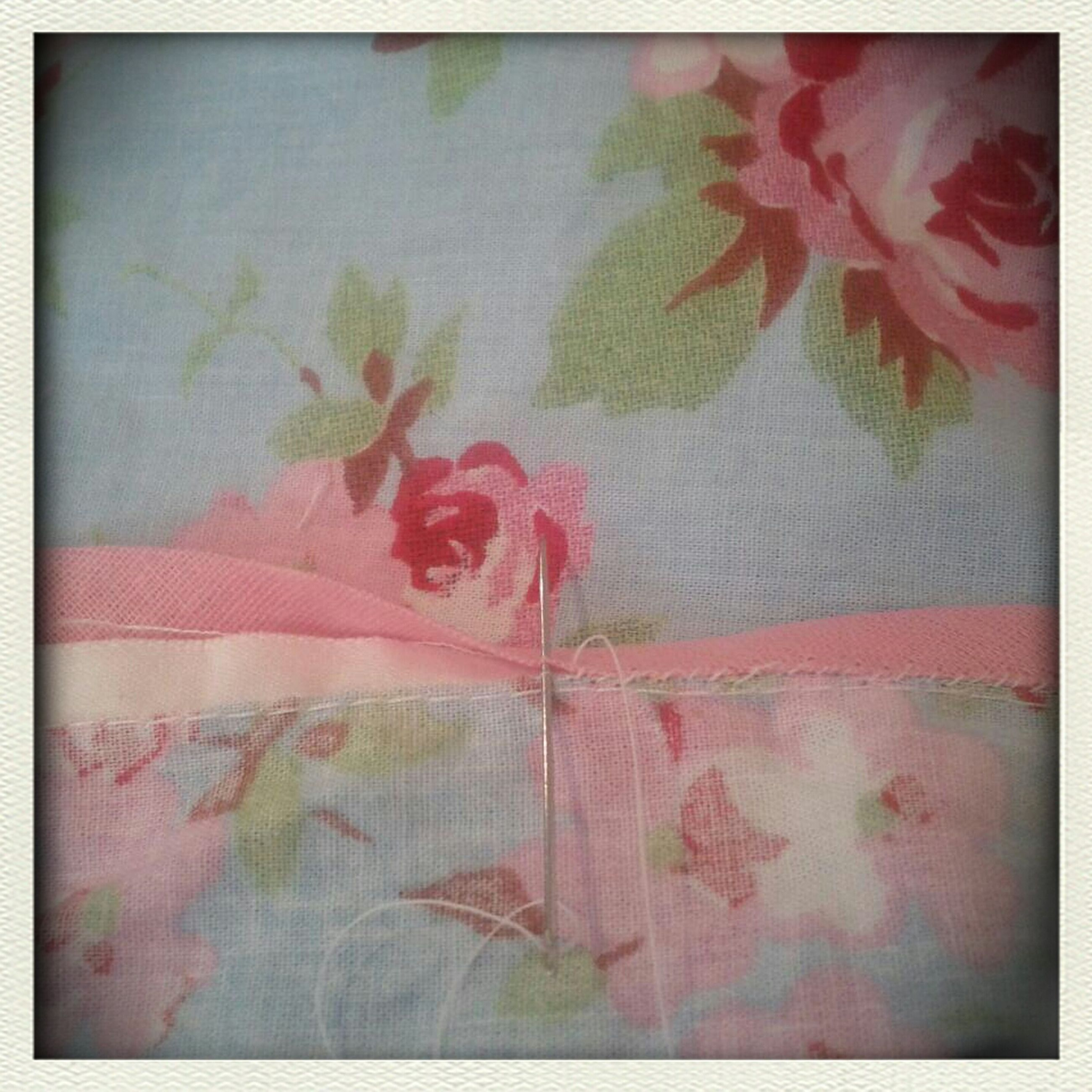 transfer print, indoors, auto post production filter, wall - building feature, leaf, close-up, full frame, red, wall, multi colored, backgrounds, creativity, textile, flower, fabric, art, textured, pink color, pattern, no people