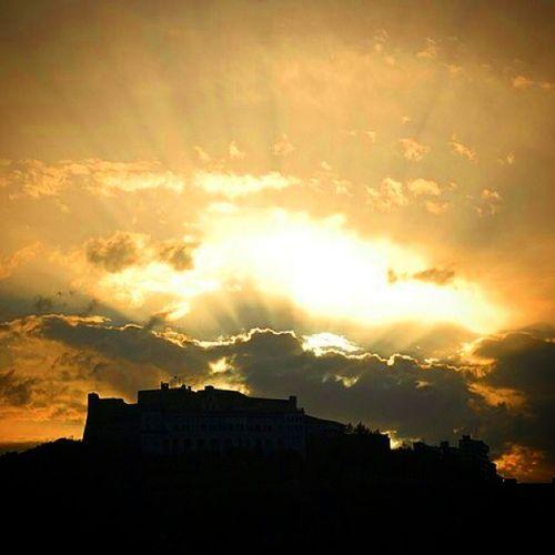 Napoli Castel Sant'Elmo Napoli City Naples Manfrys photostreet like4like follows panorama @napolipix alba