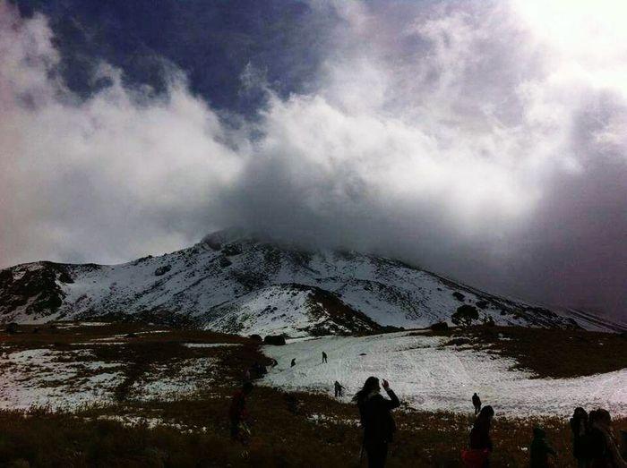 Toluca Nevadodetoluca Estadodemexico
