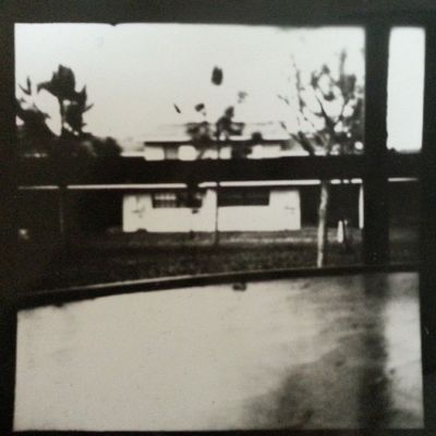 No fx. Taken with a pinhole box camera in florida back in the 90s by myself. Pinhole Camera Homes Home Florida B &w