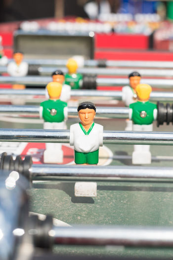 table football Field Football Fun Red Retro Teamwork Background Ball Competition Detail Entertainment Game Goal Leisure Match Plastic Play Player Players Soccer Sport Table Tabletop Team Vertical