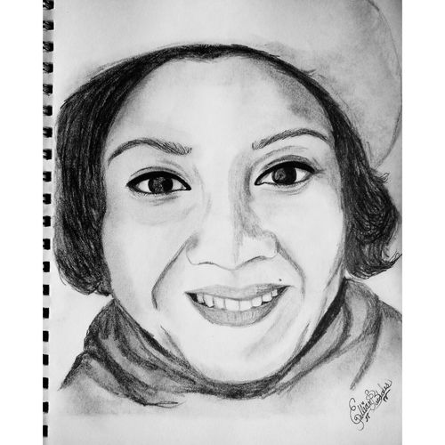 Hi! My Hobby Check This Out Art, Drawing, Creativity Finish Work Dibujo Portrait Art Dibujos