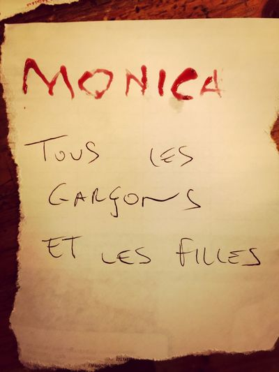 Monica Tristestacanzone Canta Canzone