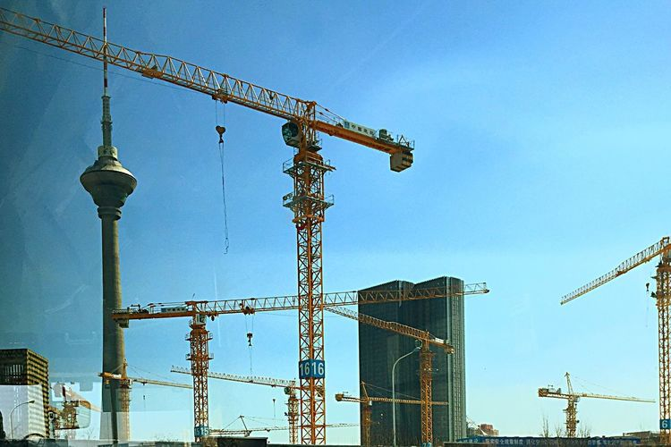 天津!正在崛起的城市